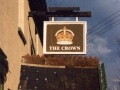 Crown Inn Sign